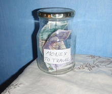 Money to travel