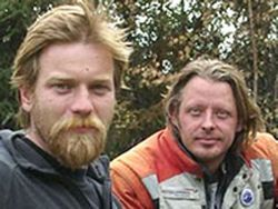 Ewan McGregor & Charlie Boorman from Long Way Round